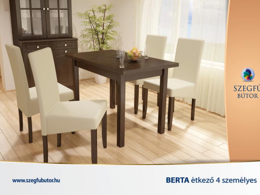 Berta-Berta étkező 4 személyes