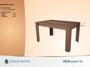 Félix asztal 134