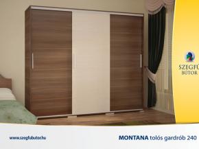 Montana tolós gardrob 240