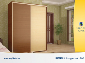 Rimini tolós gardrob 160