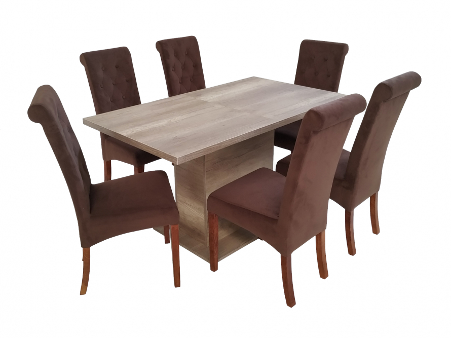 Rollback szék + Dávid asztal