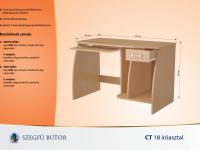 CT18 Íróasztal