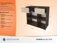 Hunor Komód 2A2F