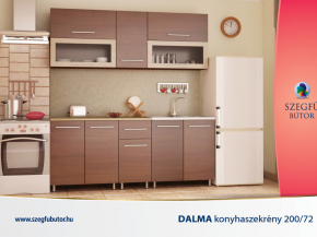 Dalma konyhaszekrény 200/72