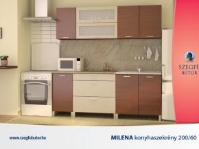 Milena konyhaszekrény 200/60