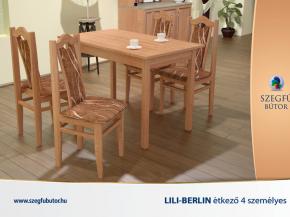 Lili-Berlin étkező 4 személyes