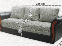 Niki II. kanapé