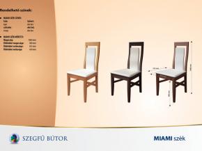 Miami szék