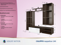 Calippo nappalisor 240