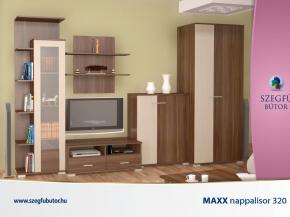 Maxx nappalisor 320