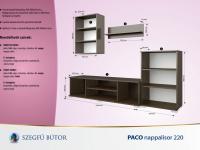 Paco nappalisor 220