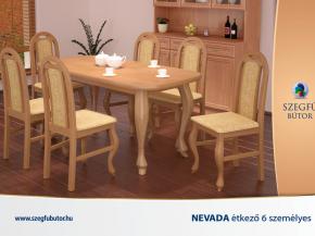 Nevada étkező 6 személyes