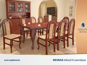 Nevada étkező 8 személyes