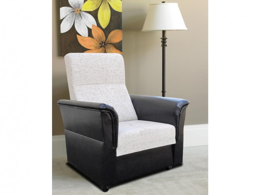 Ívelt karos komfort fotel