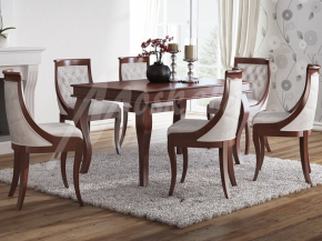 Nr-856 szék + Stol 857 asztal