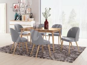 Nr-890 szék + Stol 891 asztal