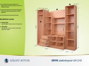 Eryk szekrénysor UV 210 elemenként