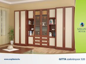 Gitta szekrénysor 320