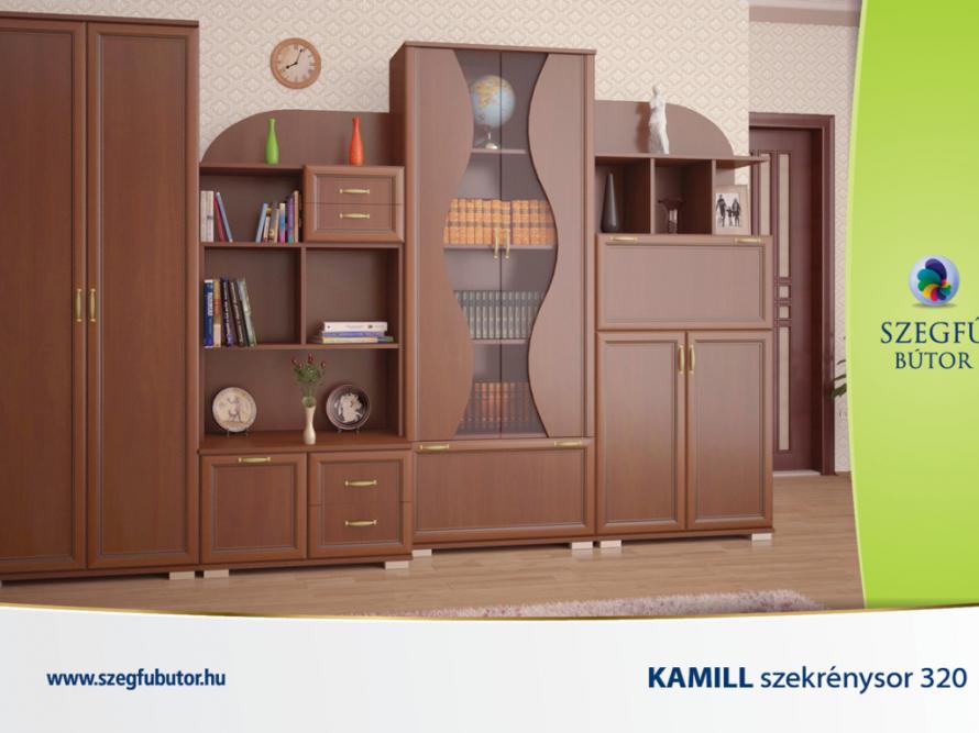 Kamill szekrénysor 320