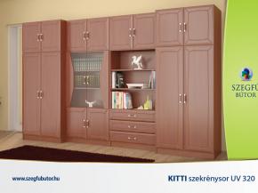 Kitti szekrénysor UV 320