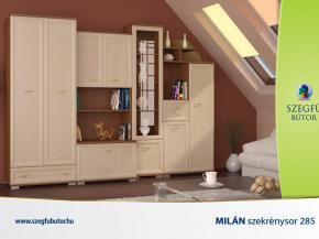 Milán szekrénysor 285