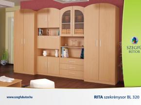 Rita szekrénysor BL 320