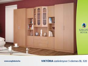 Viktória szekrénysor 5 elemes BL 320