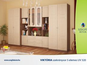 Viktória szekrénysor 5 elemes UV 320
