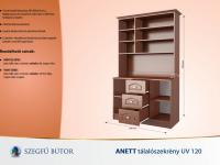 Anett tálalószekrény UV 120