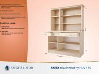 Anita tálalószekrény HUV 135