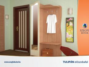 Tulipán előszobafal