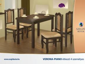 Verona-Piano étkező 4 személyes