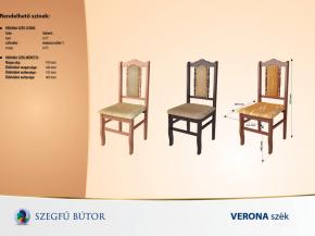 Verona szék